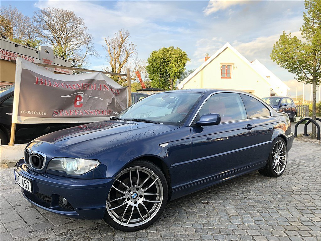BMW 325 CI *192HK* AUTO VÄL UTR FACELIFT