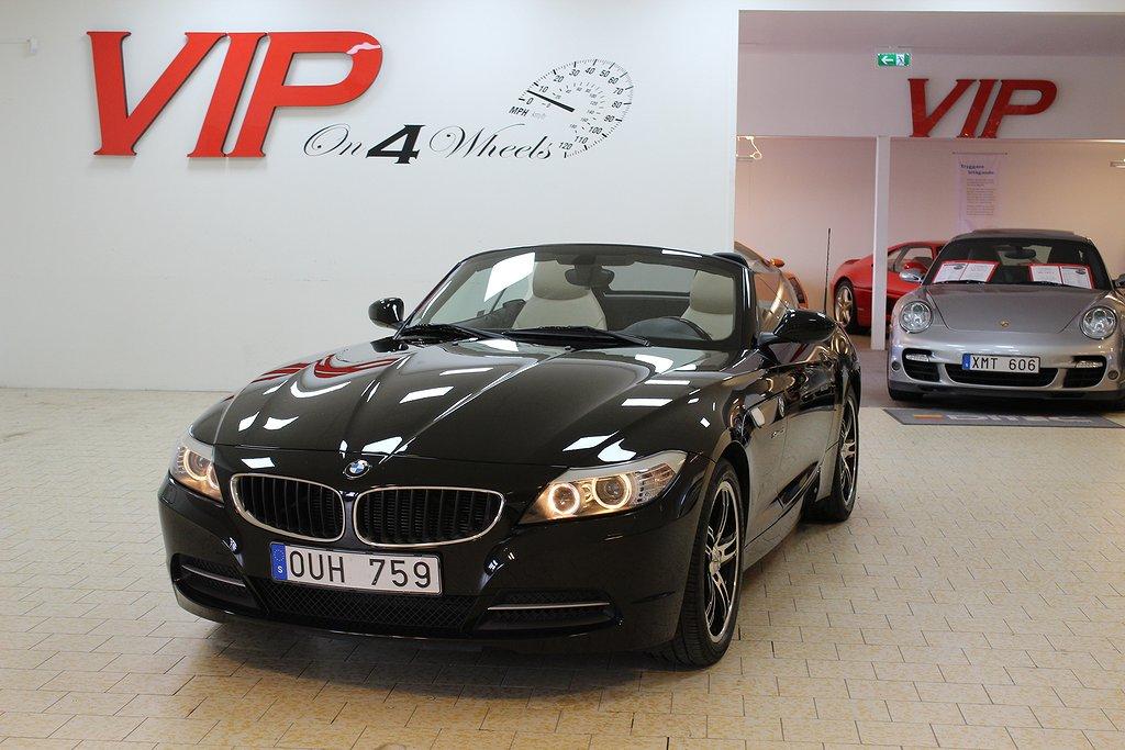 BMW Z4 S-Drive23i (204 hk) Aut Sv-Såld
