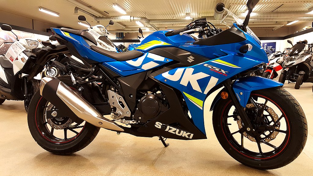 Suzuki GSX250R | ABS| Demo | Kampanjpris