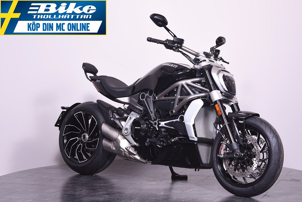 Ducati XDiavel S OMG-leverans!!