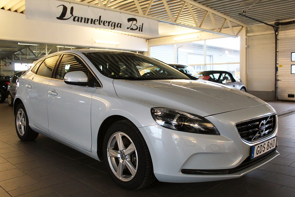 Volvo V40 D3 Geartronic Momentum Business Edition Euro 6 150hk