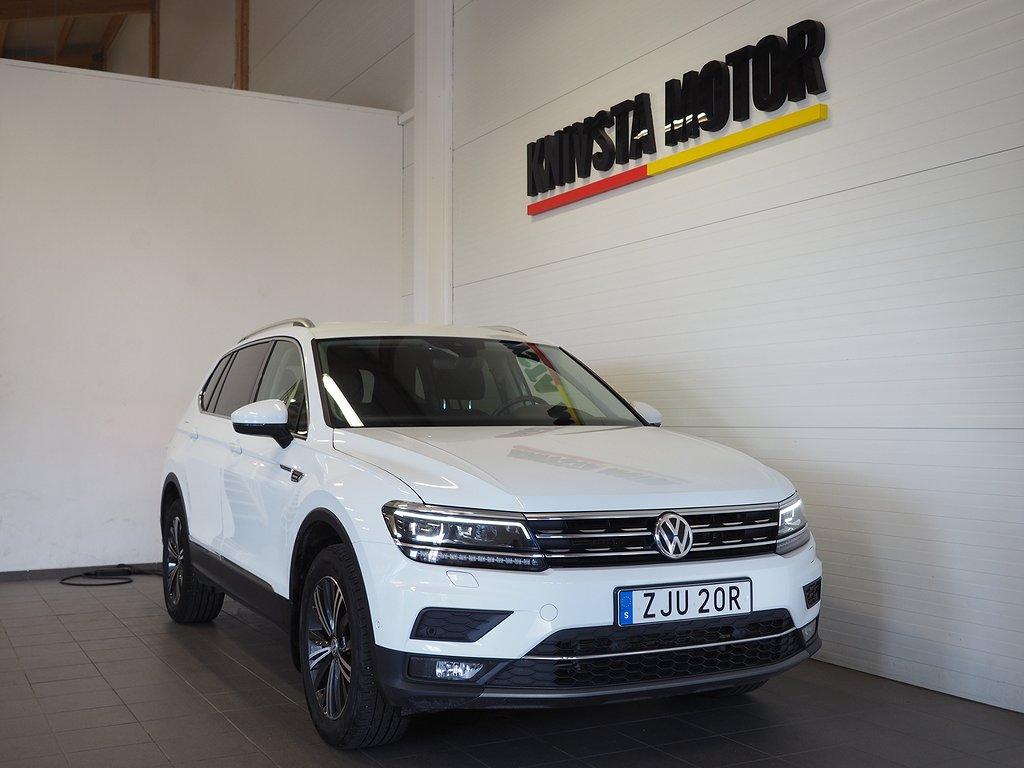 Volkswagen Tiguan Allspace TDI 190hk 4M DSG (7-sits,D-värm) 2019