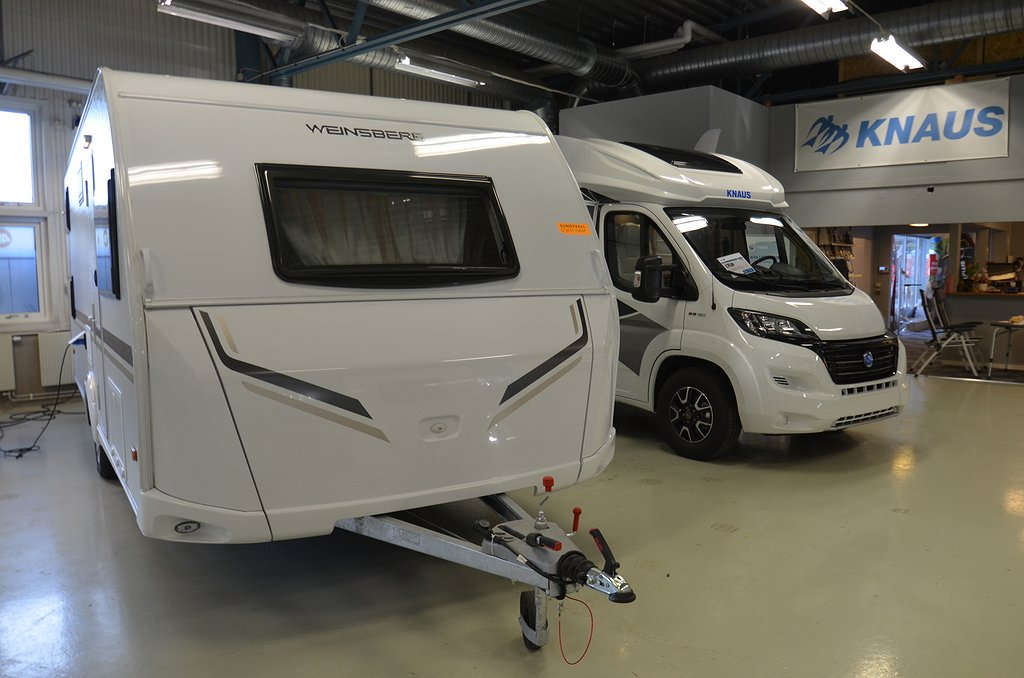 Weinsberg Cara One 550 UK