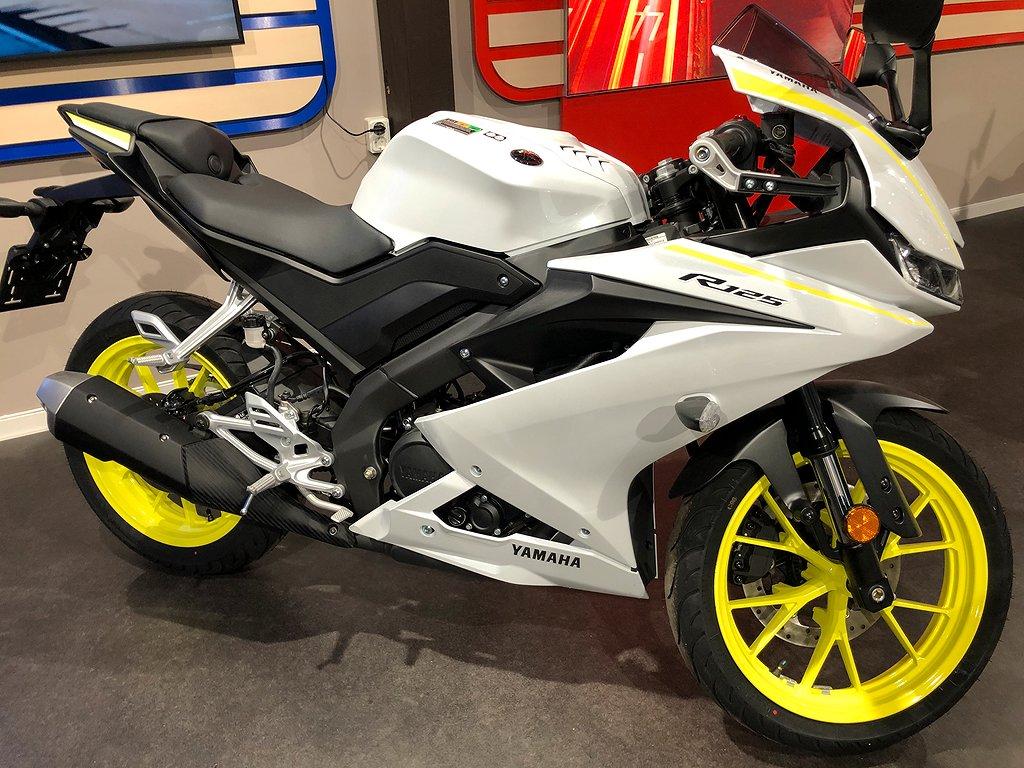 Yamaha YZF-R125 *VÅRREA