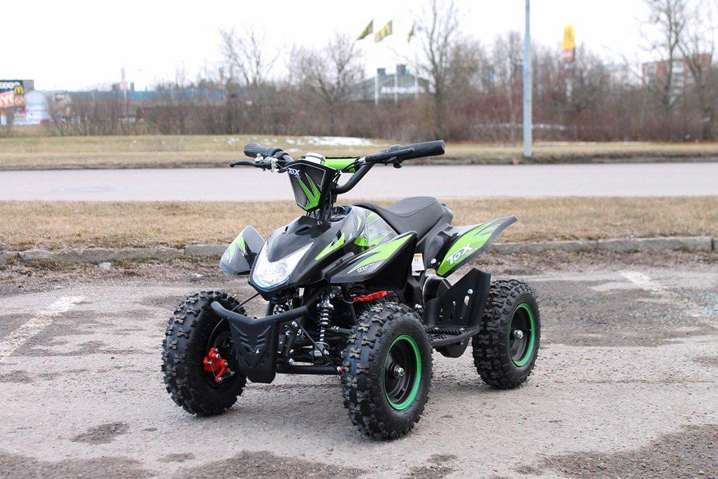 ATV ATV El 1000W T6X med back