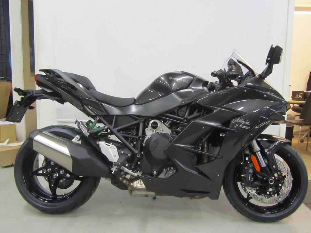 Kawasaki NINJA H2 SX ABS