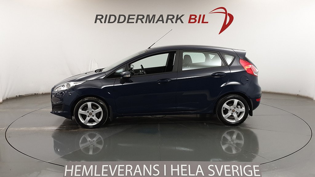 Ford Fiesta 1.5 TDCi Econetic 5dr (95hk)