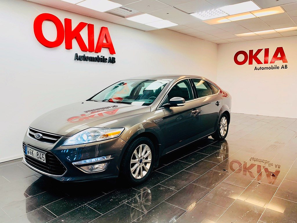 Ford Mondeo 2.2 TDCi Automat 200hk DRAGKROK