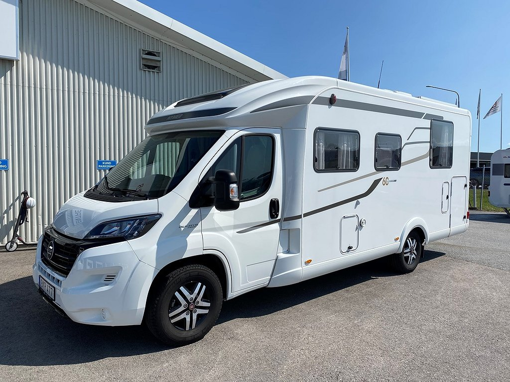 Hymer T 698 CL 60 EDITION Queenbed