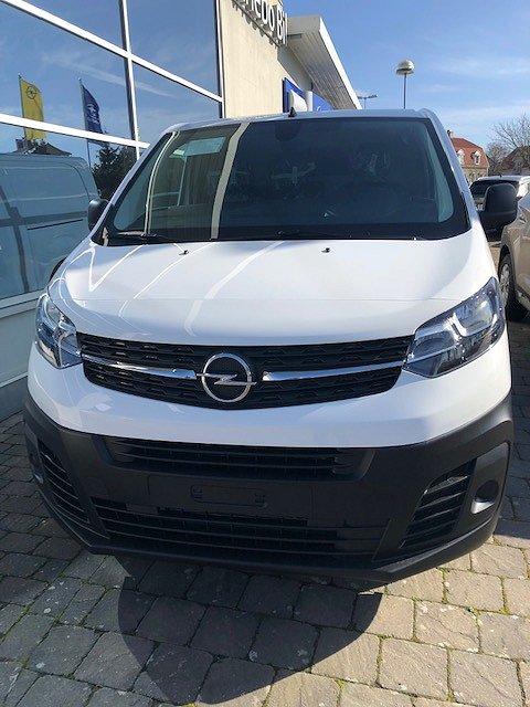 Opel Vivaro L3 H1 2.0 Automat Euro 6d-Temp 120hk