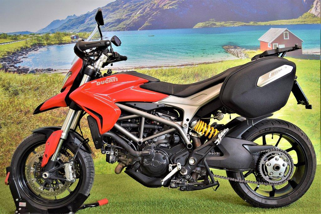 Ducati Hyperstrada ABS Packväskor Kåpa