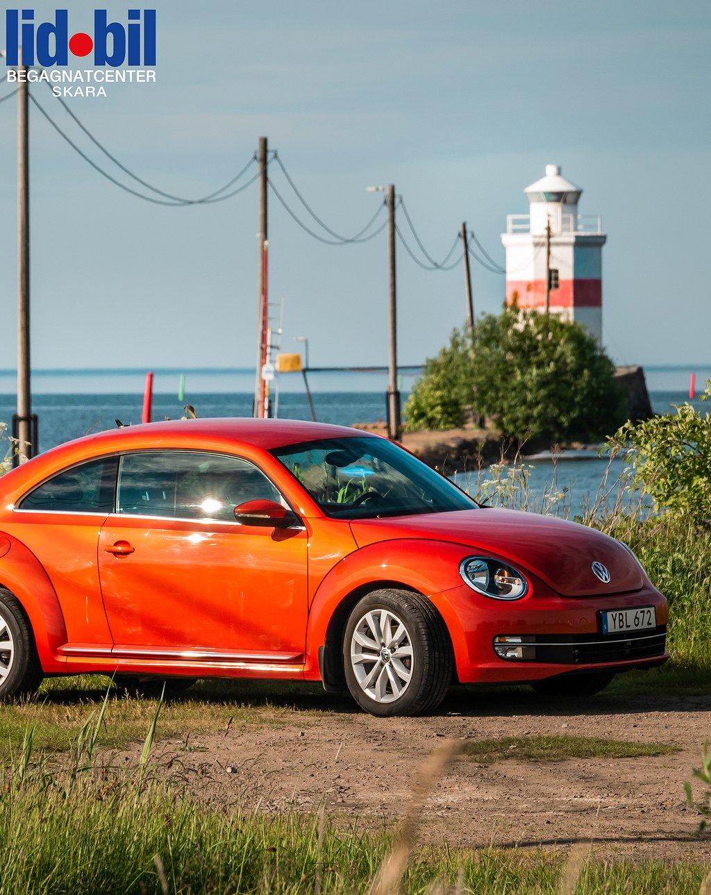 Volkswagen Beetle The 1.2 TSI /Låga mil