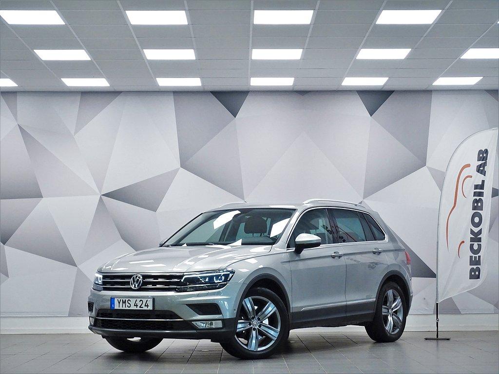 Volkswagen Tiguan 2.0 TDI 4Motion Executive Drag / Värmare