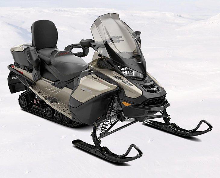 Ski-doo Grand Touring Sport 600 Ace -22 *Kampanj*