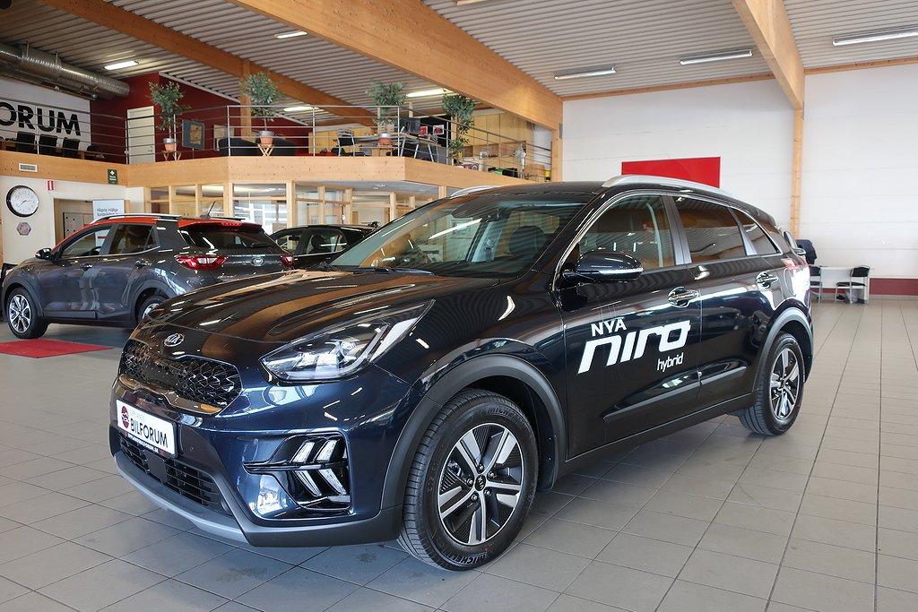 Kia Niro Hybrid PlusPaket 2 Facelift PRIVATLEASING