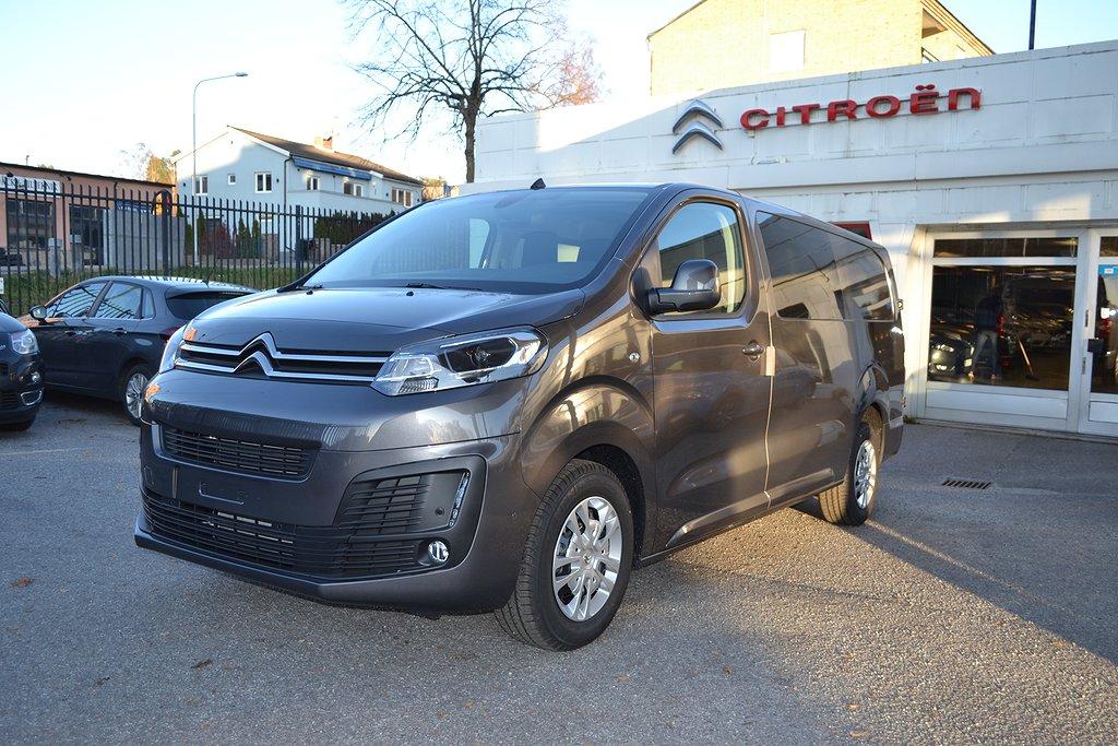 Citroën Jumpy Dubbelhytt BlueHdi 180 Automat 6-sit