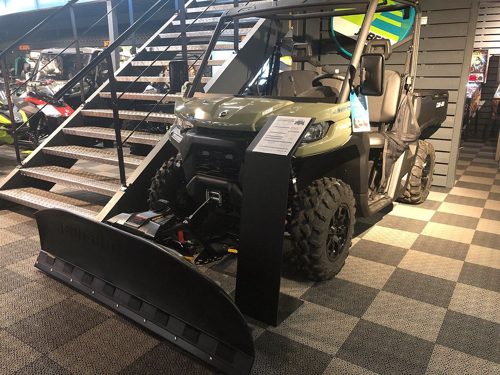 Can-Am TRAXTER PRO HD8 -20