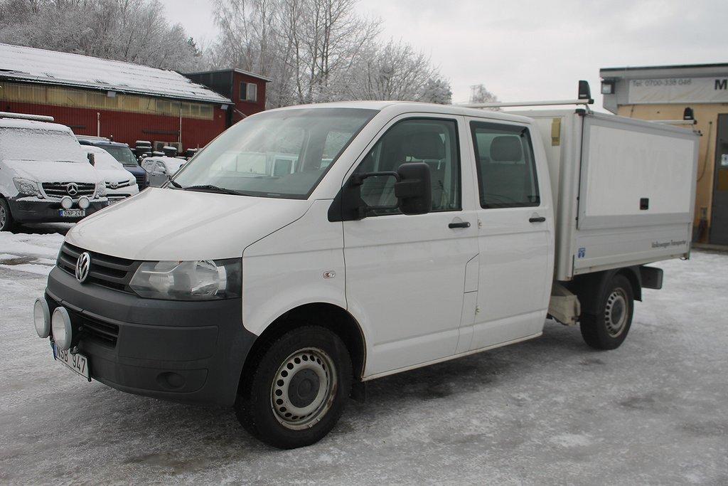 Volkswagen Transporter Pickup 2.0TDI 5sits*