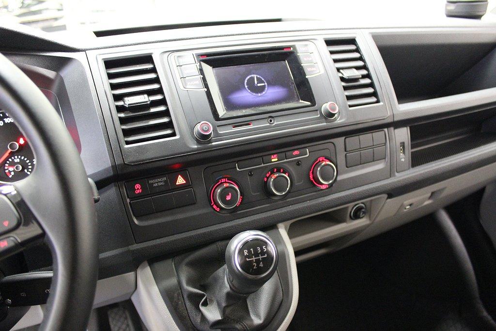 Volkswagen Transporter, T6 2.0 TDi 3400