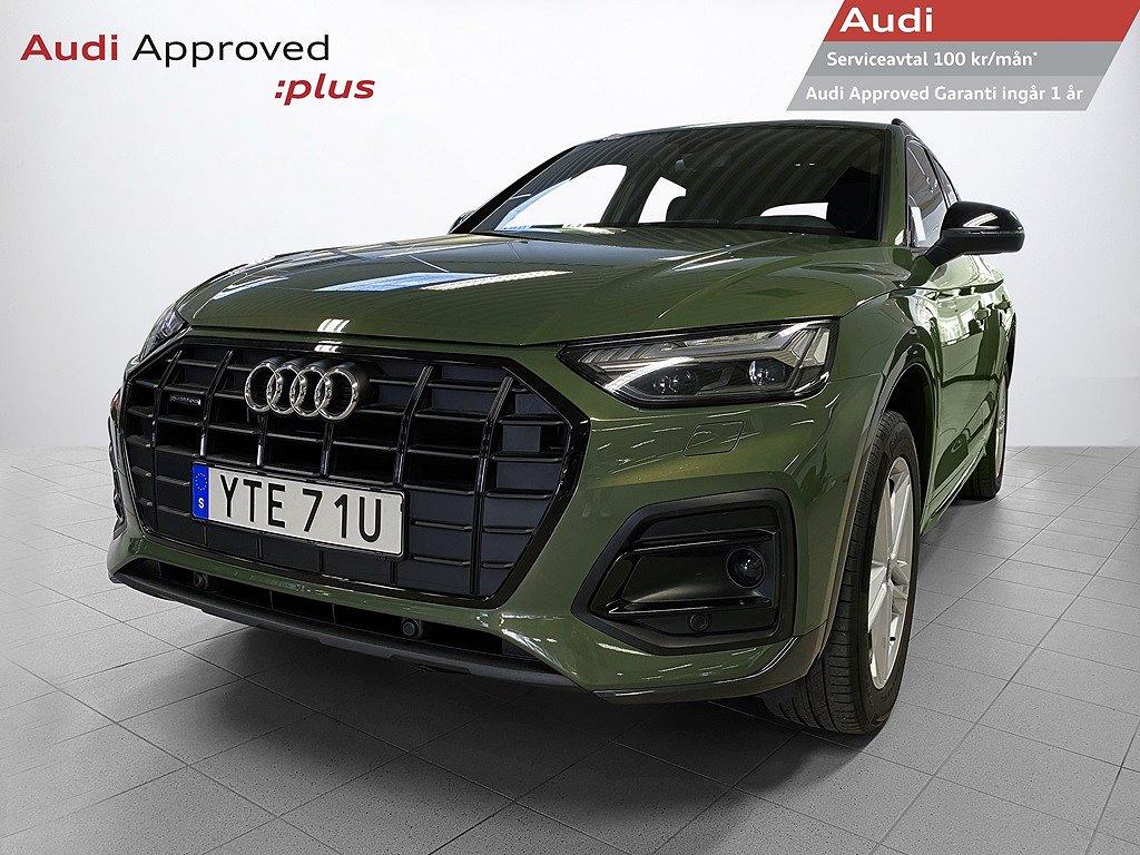 Audi Q5 Quattro 40 TDI Proline advanced 204 HK S-tronic