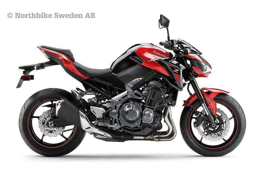 Kawasaki Z900 kampanjränta 2,95%