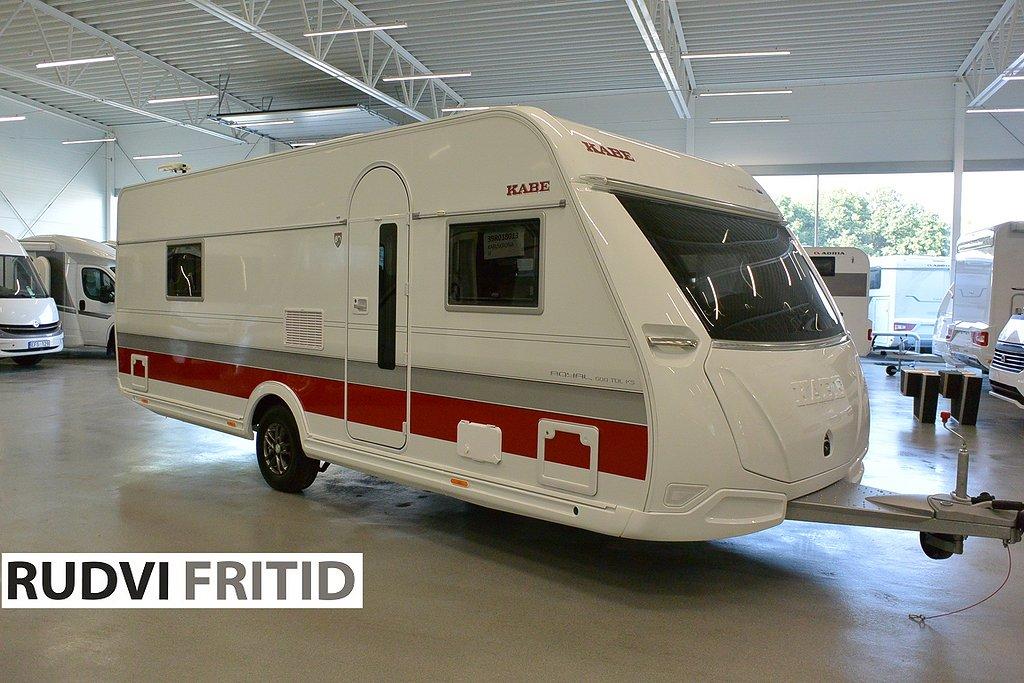 Kabe Royal 600 TDL KS *Dubbelsäng*Toa bak*