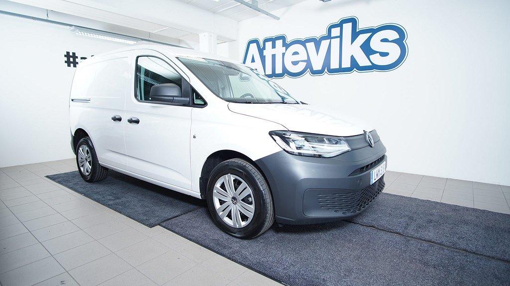 Volkswagen Caddy Cargo Omgående leverans *Drag * P-värmare