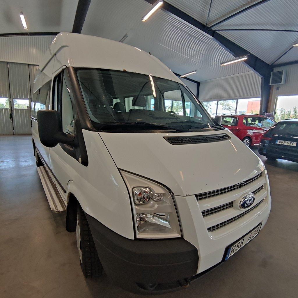 Ford Transit Kombi 300 2.2 TDCi Trend 125hk