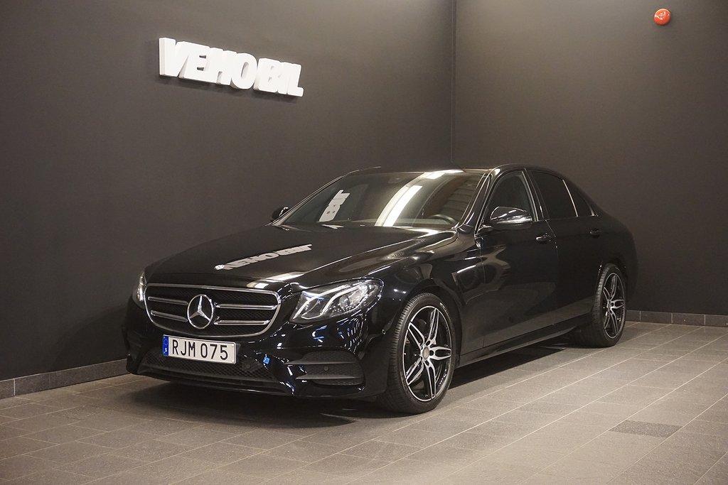 Mercedes-Benz E 220 D Sedan AMG NIGHT NAVI
