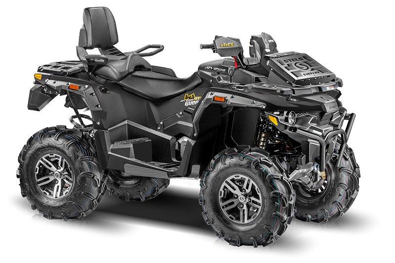 STELS ATV 850G Trophy TRAKTOR B