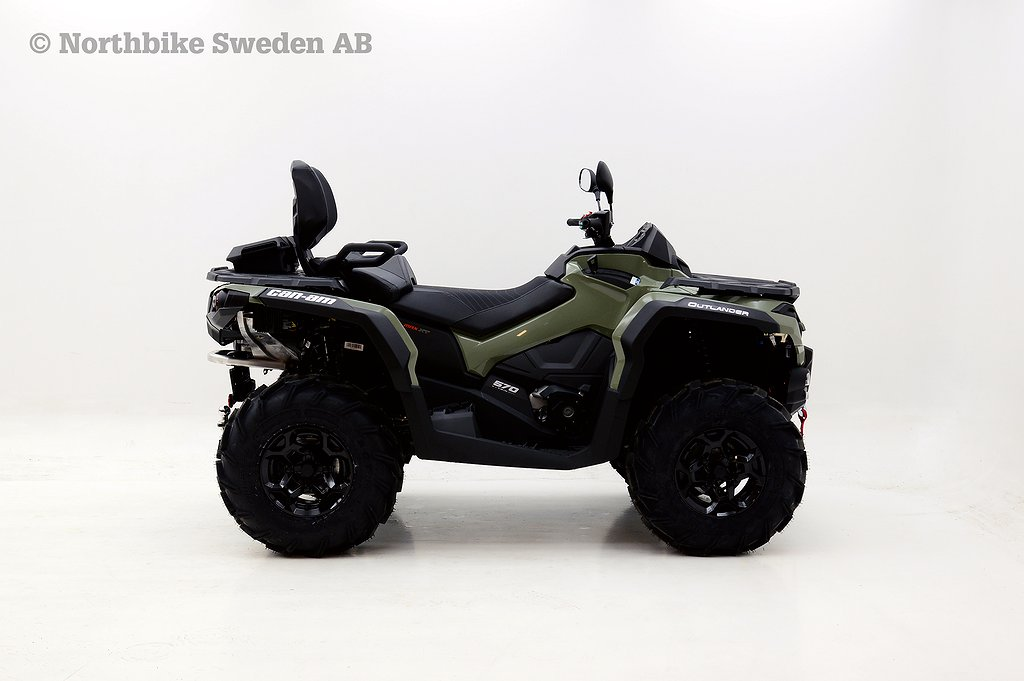Can-Am Outlander 570 MAX PRO T3B