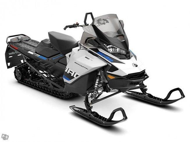 Ski-doo Renegade Backcountry X 600R E-TEC -19