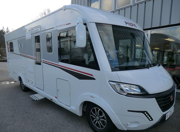 Pilote Galaxy 781 C Emotion, Alde, Vinter pkt