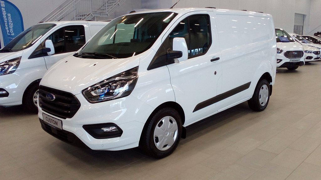 Ford Custom 2.0 130 Hk Automat L1 Trend