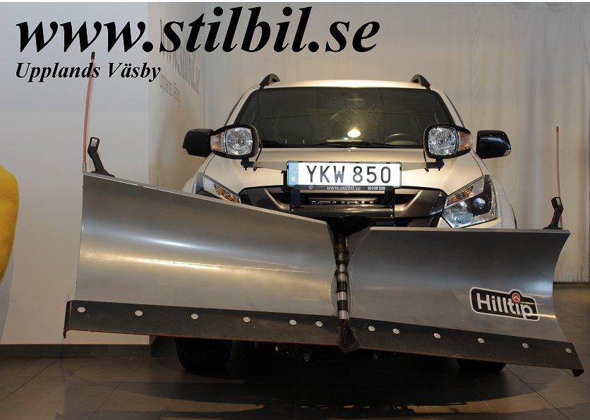 Isuzu Double Cab Viking AT Vikplog/Spridare