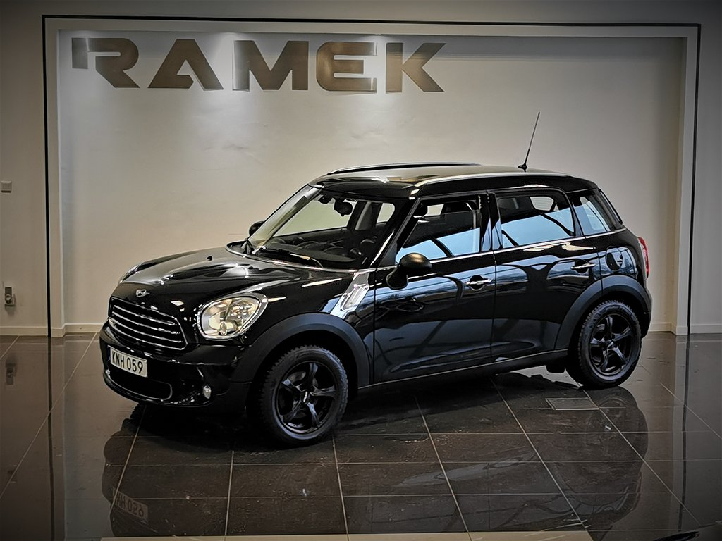 Mini One Countryman Chili Euro 6 98hk
