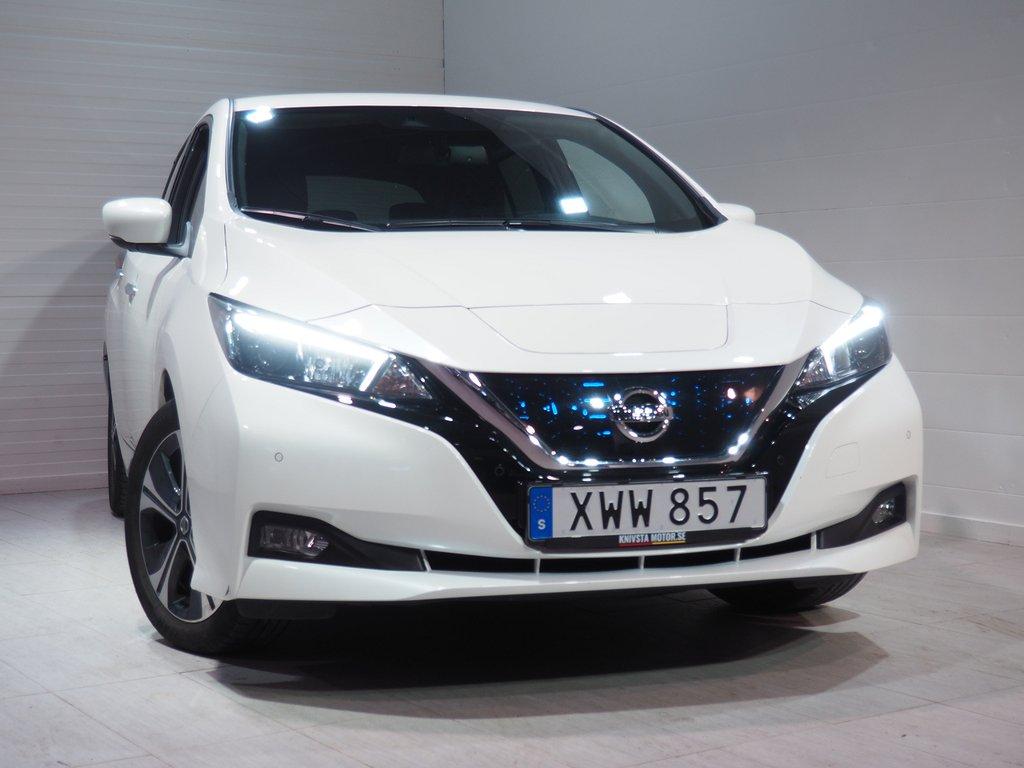 Nissan Leaf 40 kWh 149hk N-Connecta 360 kamera, GPS