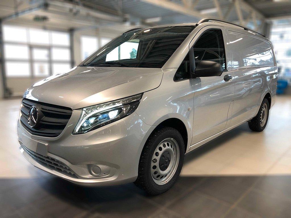 Mercedes-Benz Vito 116 CDI Lång 4x4 9G-Tronic Euro 6 163hk
