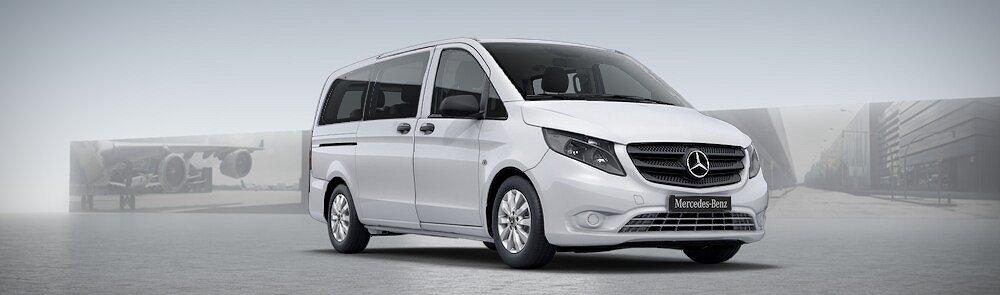 Mercedes-Benz Vito 116 Tourer Select 8-sits