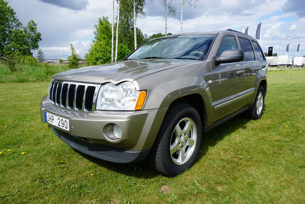 Jeep Grand Cherokee 3.0 V6 CRD 4WD Automat 218hk