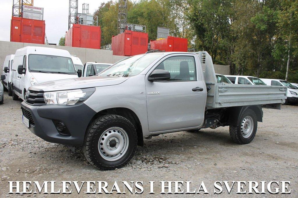Toyota Hilux 2.4 AWD Flak*