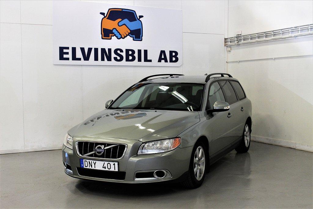 Volvo V70 D5 Kinetic 185hk