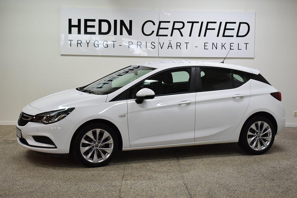 Opel Astra Dynamic 1.4T 125Hk