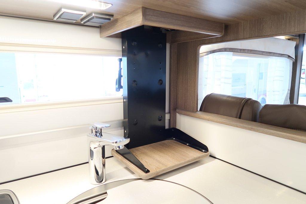 Husbil-integrerad Kabe TMI 910 Imperial QB 33 av 54