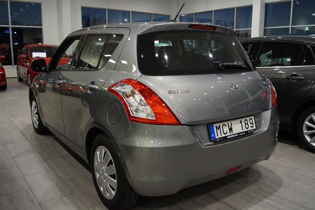Suzuki Swift 1.2 94hk 5D *V-hjul*