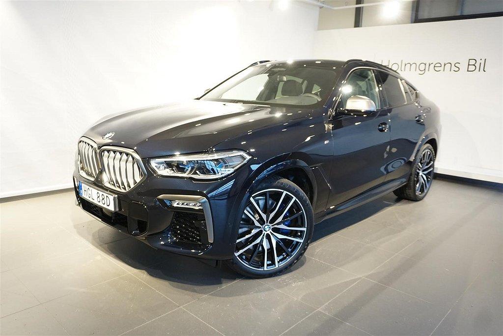 BMW X6 M50i Innovation Bowers & Wilkings Panorama Adaptiv M Fjädring Pr