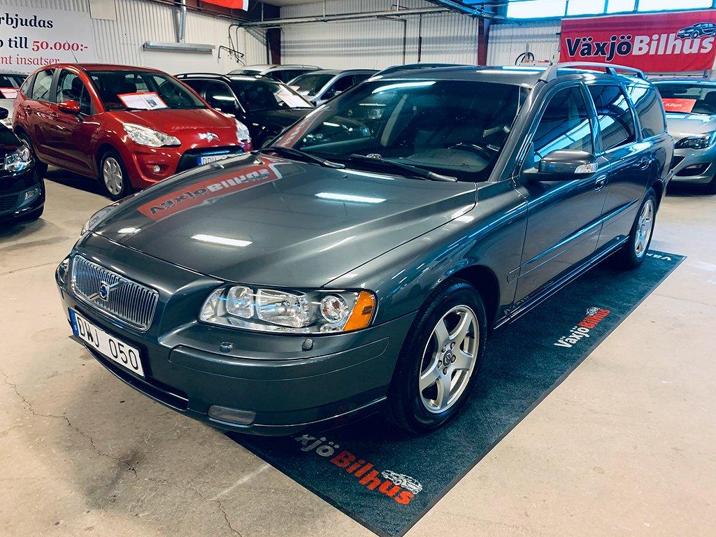 Volvo V70 2.4 DRAG, Classic 170hk