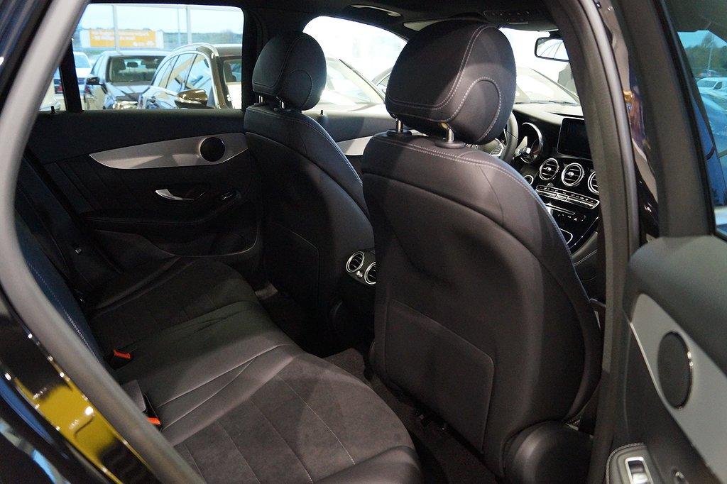 Mercedes-Benz GLC 220 d 4MATIC / Apple carplay / AMG Sky