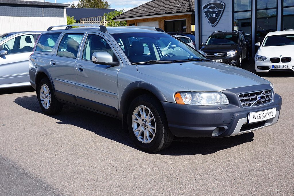 Volvo XC70 D5 AWD Geartronic Momentum 185hk 0:-KONTANT
