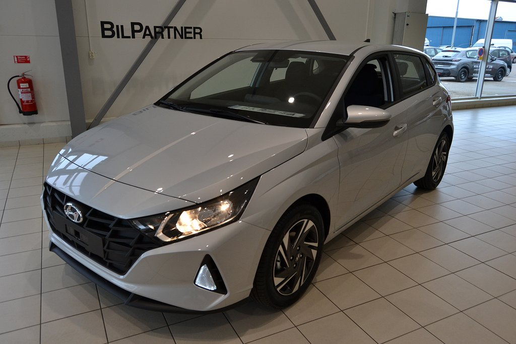 "Hyundai i20 1.2 Essential 84hk "" BACKKAMERA"""